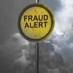 Fraud Sign