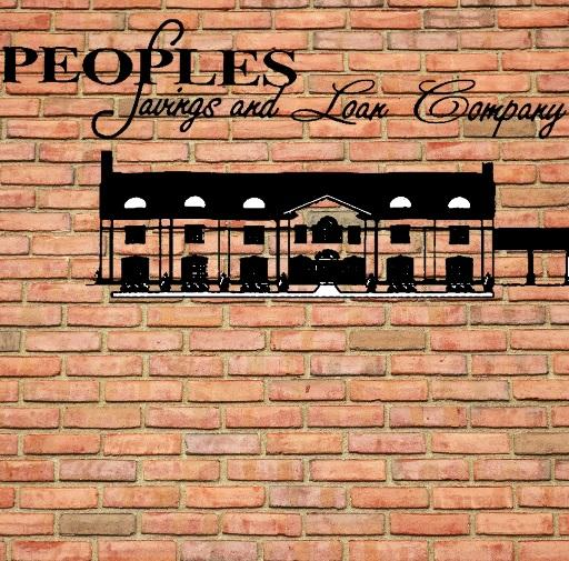 Peoples Savings and Loan Company Logo