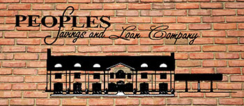 PSALC logo on brick