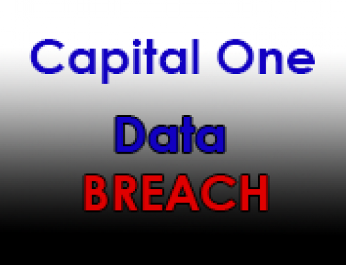 Capital One – Amazon Data Breech