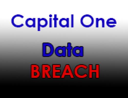 Capital One – Amazon Data Breech