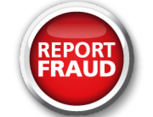 Why Report Fraud