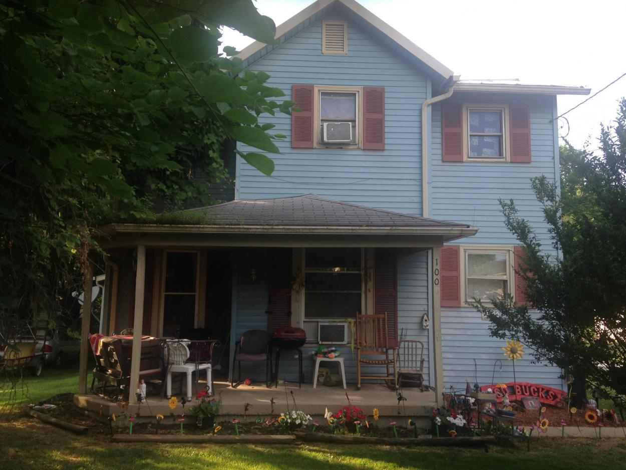 House for sale located at 100 Mansfield St, Galion, OH, 44833