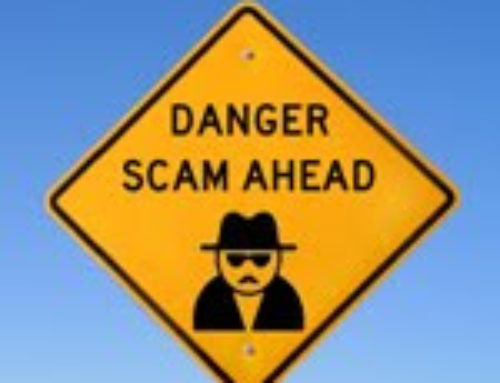 Don't let scammers take away your holiday cheer