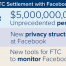 FTC Fines Facebook